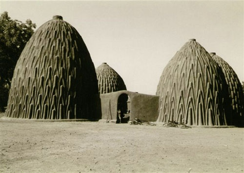 Mud House Design in Cameroon