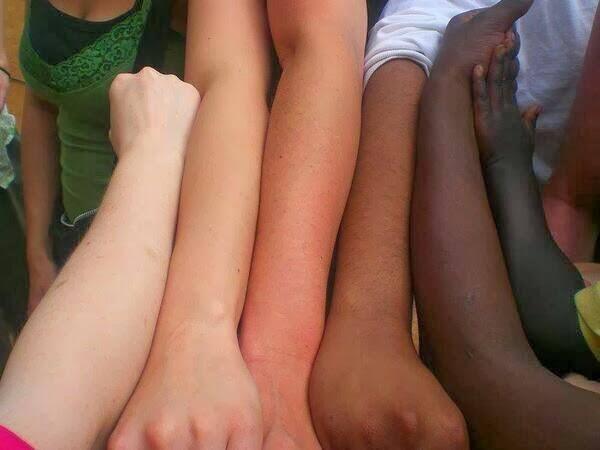 human ingen, human rainbow via sunnyskyz