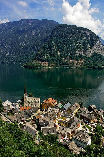 Hallstatt Cultural Landscape,  by Robiats on Flickr