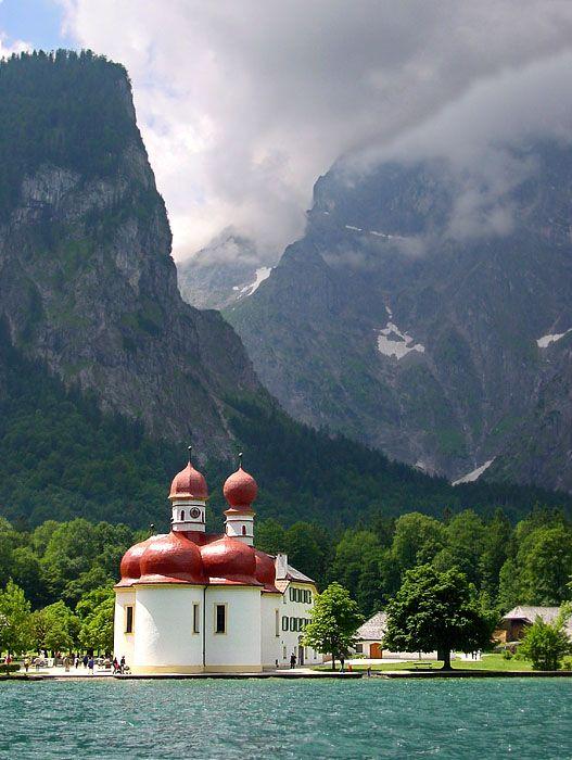 Koenigsee, Bavaria, Germany