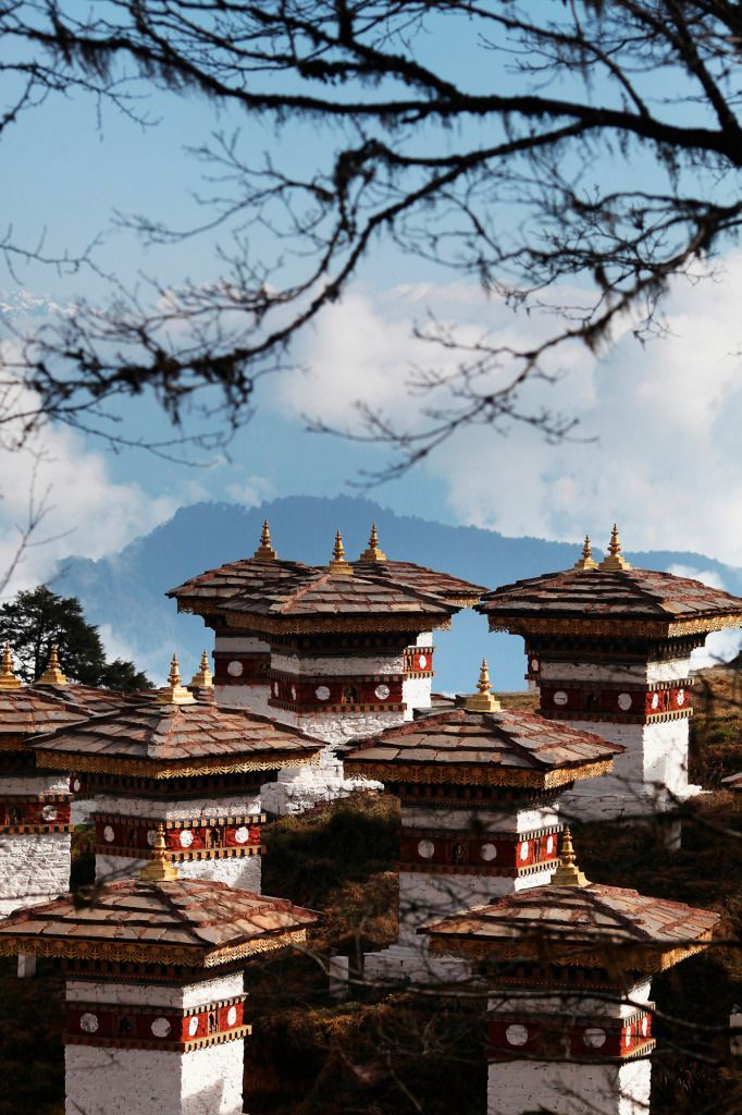 William Chua - '108 Stupas, Dochula Pass, Bhutan.
