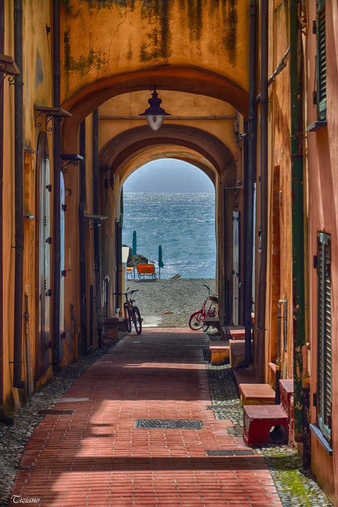Varigotti, Savona, Liguria, Italy
