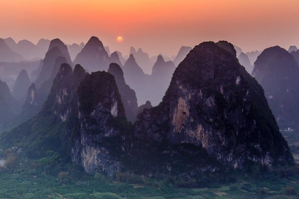 Xingping, China by James Bian, National Geographic Your Shot