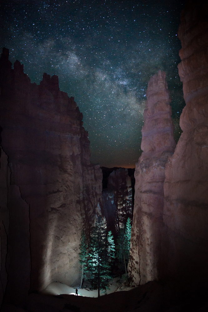 Bryce Canyon National Park, UT by Jason Hatfield.