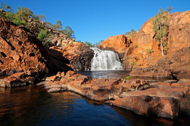 Kakadu National Park in the Northern Territory.