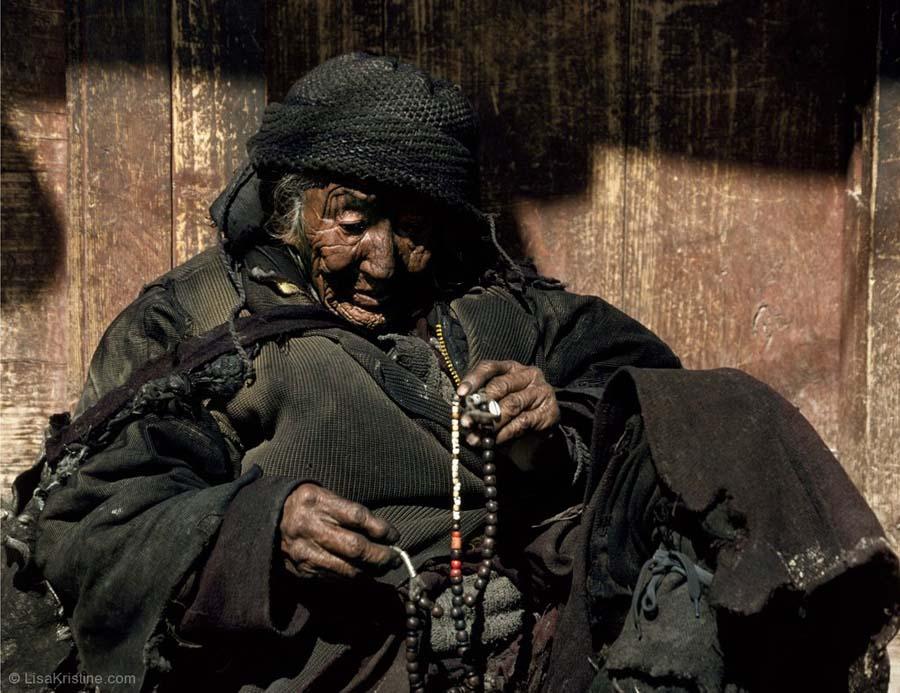 human ingen, lisa_kristine_com-prayer-beads-western-tibet