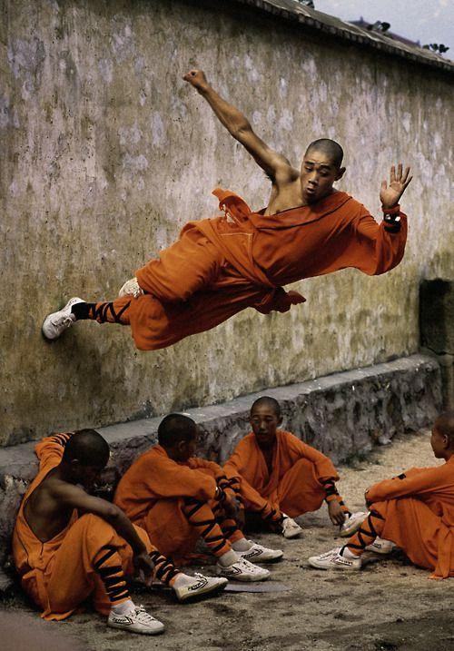 01381_20, Shaolin Monastery, Hunan Province, China, 2004