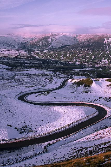 roads,  _skynet on Flickr, Yorkshire, England
