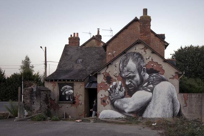 street art, 13