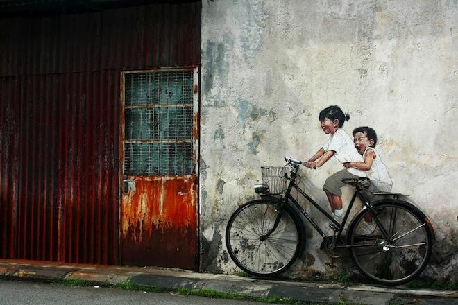 street art, 15