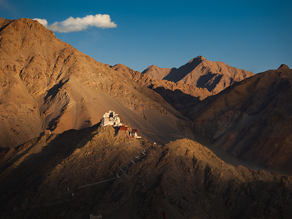 Kunlun Mountains, Ladakh, India