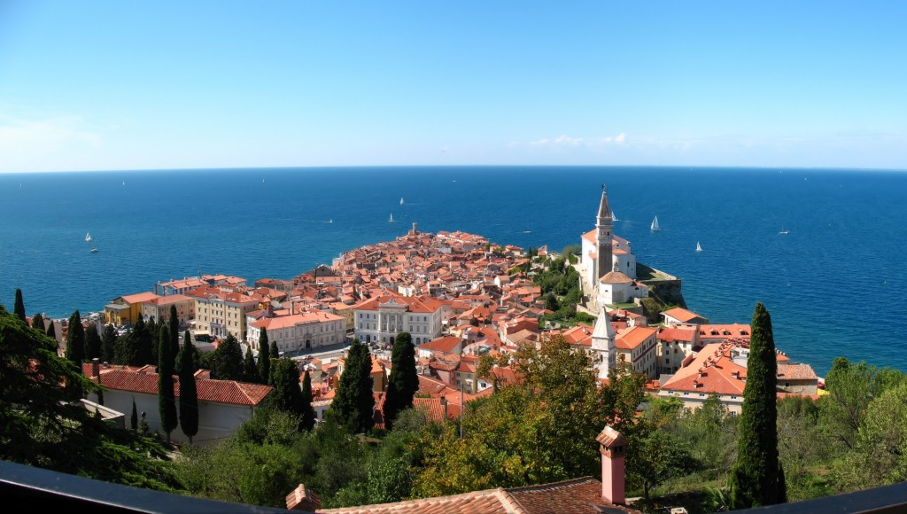 Piran, town in southwestern Slovenia