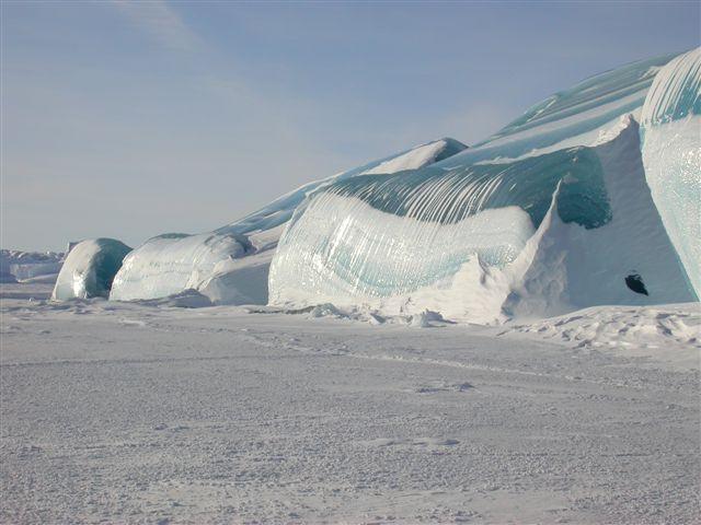 nature, icebergs, 5