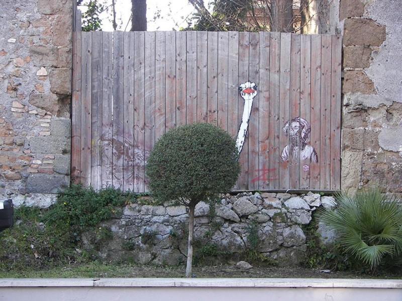 human ingen, street art 4