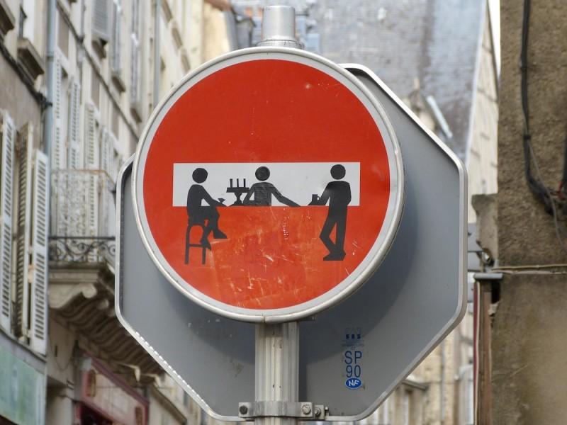 human ingen, street art via Jen c.2