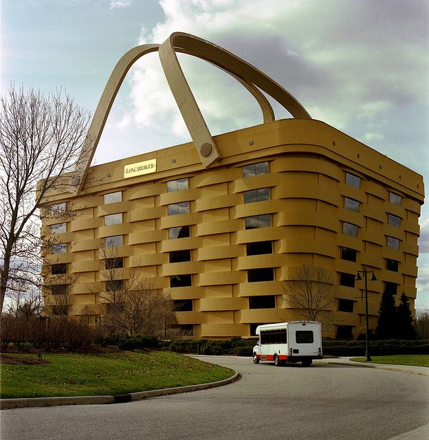 Longaberger Basket Building by Hassle Glad on Flickr