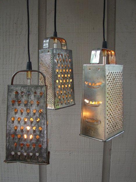 aa, human lamps