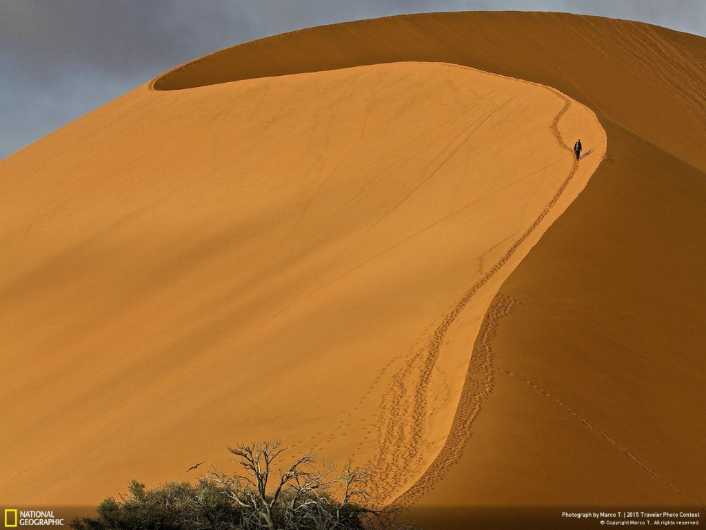 Namibia by Marco T.