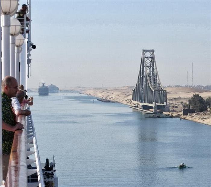 bridge, El Ferdan Railway Bridge, Egypt 2