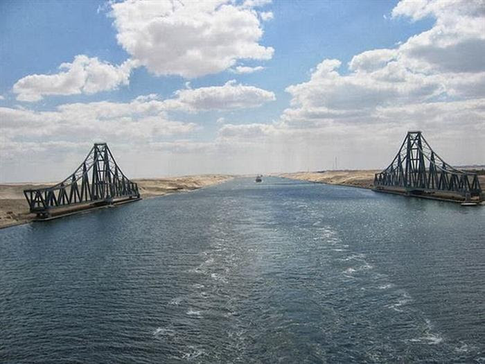 bridge, El Ferdan Railway Bridge, Egypt