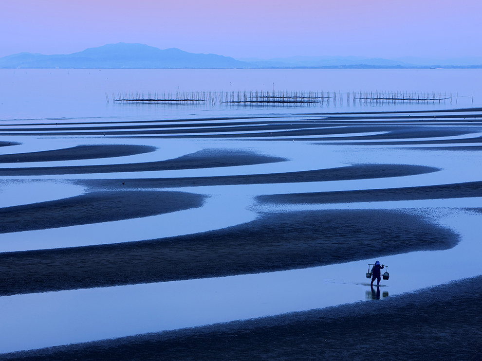 Okoshiki Coast, Japan by Sunao Chiba via National Geographic