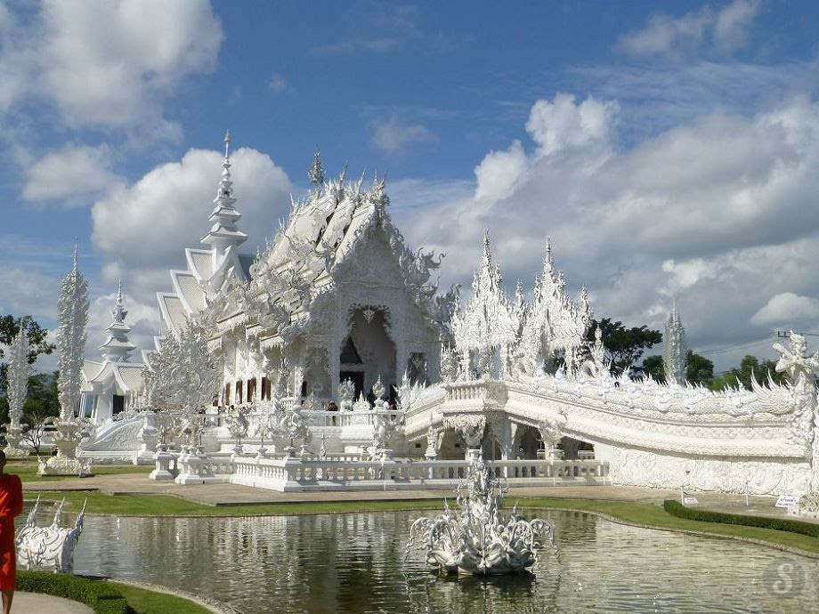 The White Temple, Wat Rong Khun - Thailand