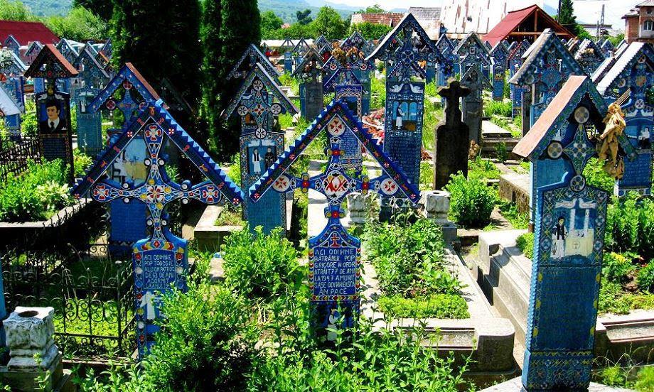 Cemetery - Romania