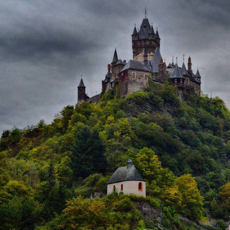 Reichsburg Castle Cochem, Germany