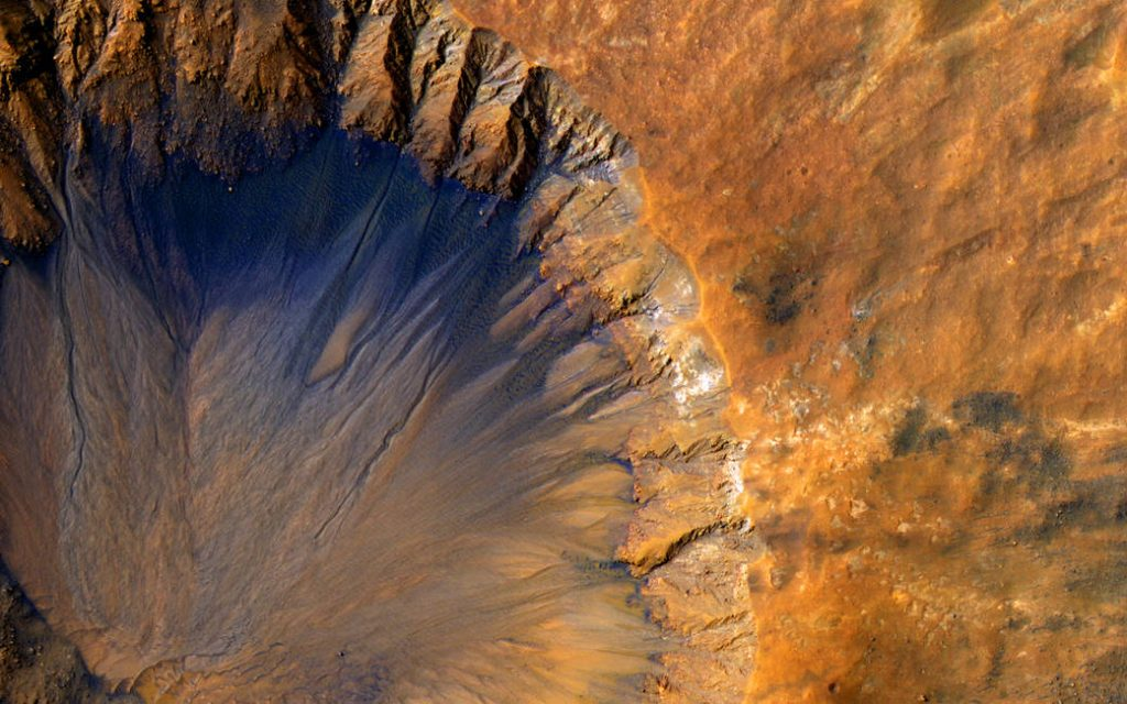 True to its purpose, the big NASA spacecraft that began orbiting Mars a decade ago has delivered huge advances in knowledge about the Red Planet. NASA's Mars Reconnaissance Orbiter (MRO) has revealed in unprecedented detail a planet that held diverse wet environments billions of years ago and remains dynamic today.