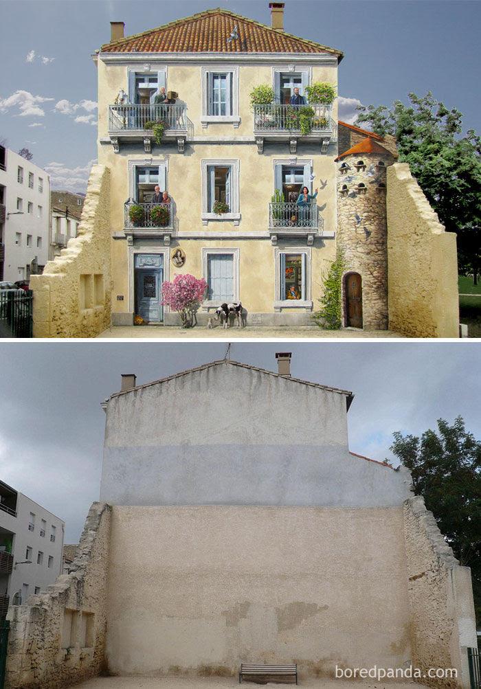 juliette et les esprits, Montpellier, France